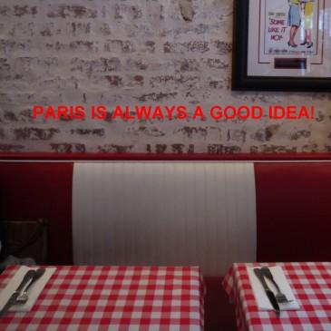 Kimbylicieux - Paris is always a good idea