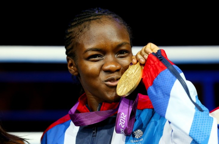 Nicola Adams - championne olympique de boxe