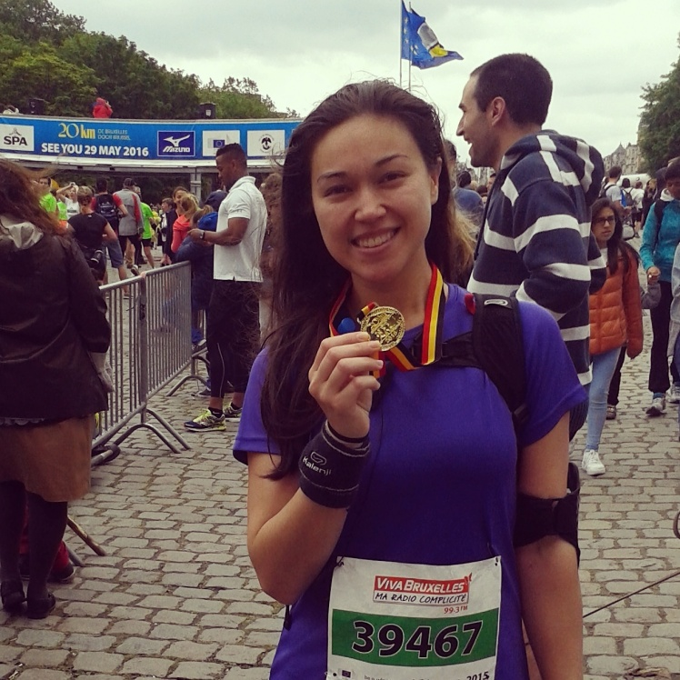 The StrongHer - 20km Bruxelles 2015