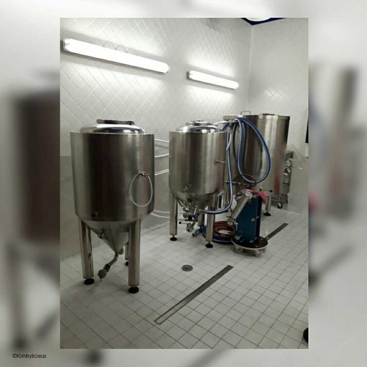 Kimbylicieux - Beerstorming