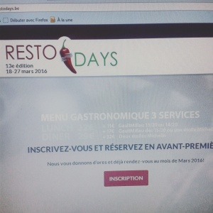 Kimbylicieux - Resto Days mes bons plans resto